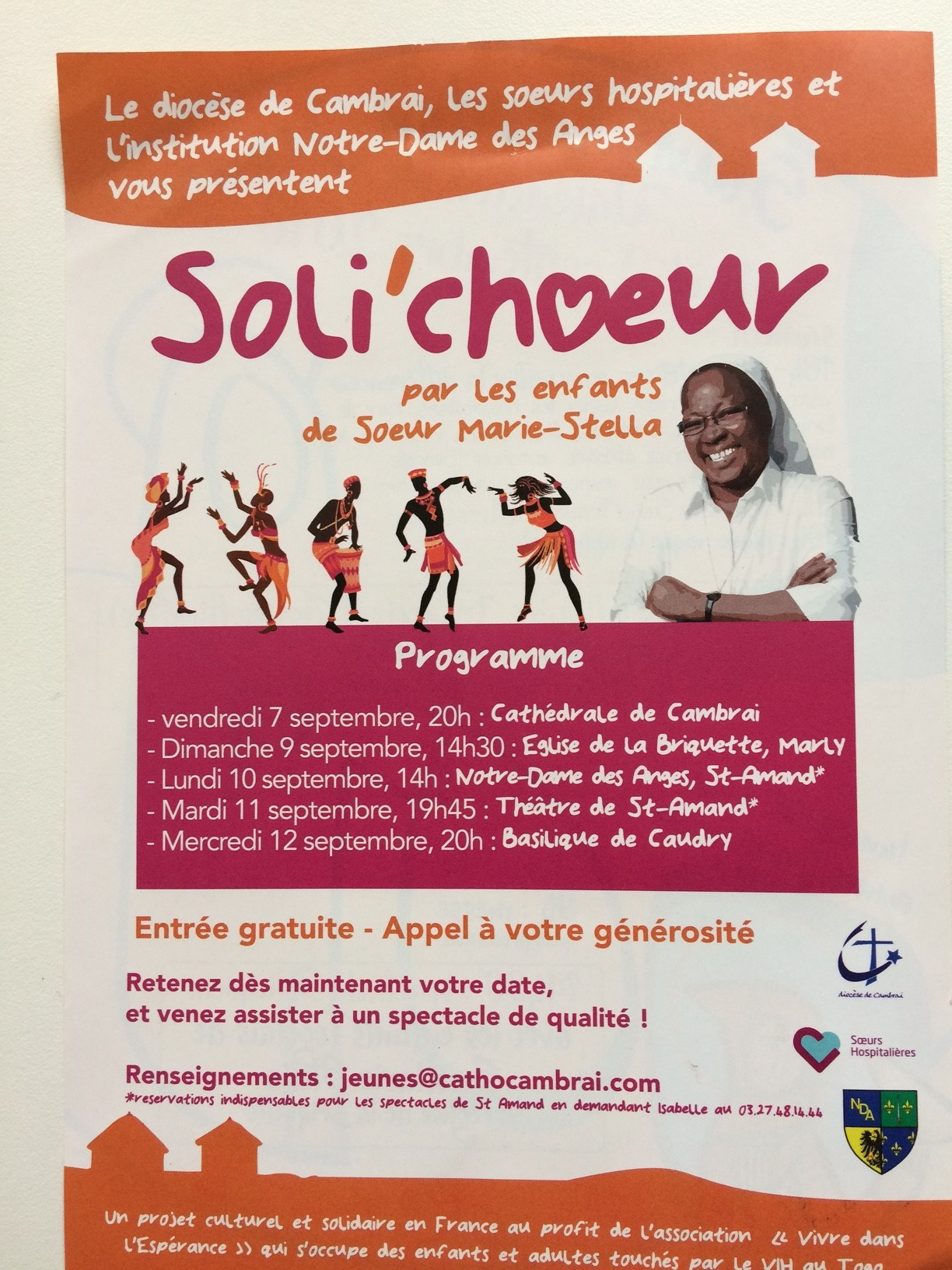 Tract Soli'choeur 2018