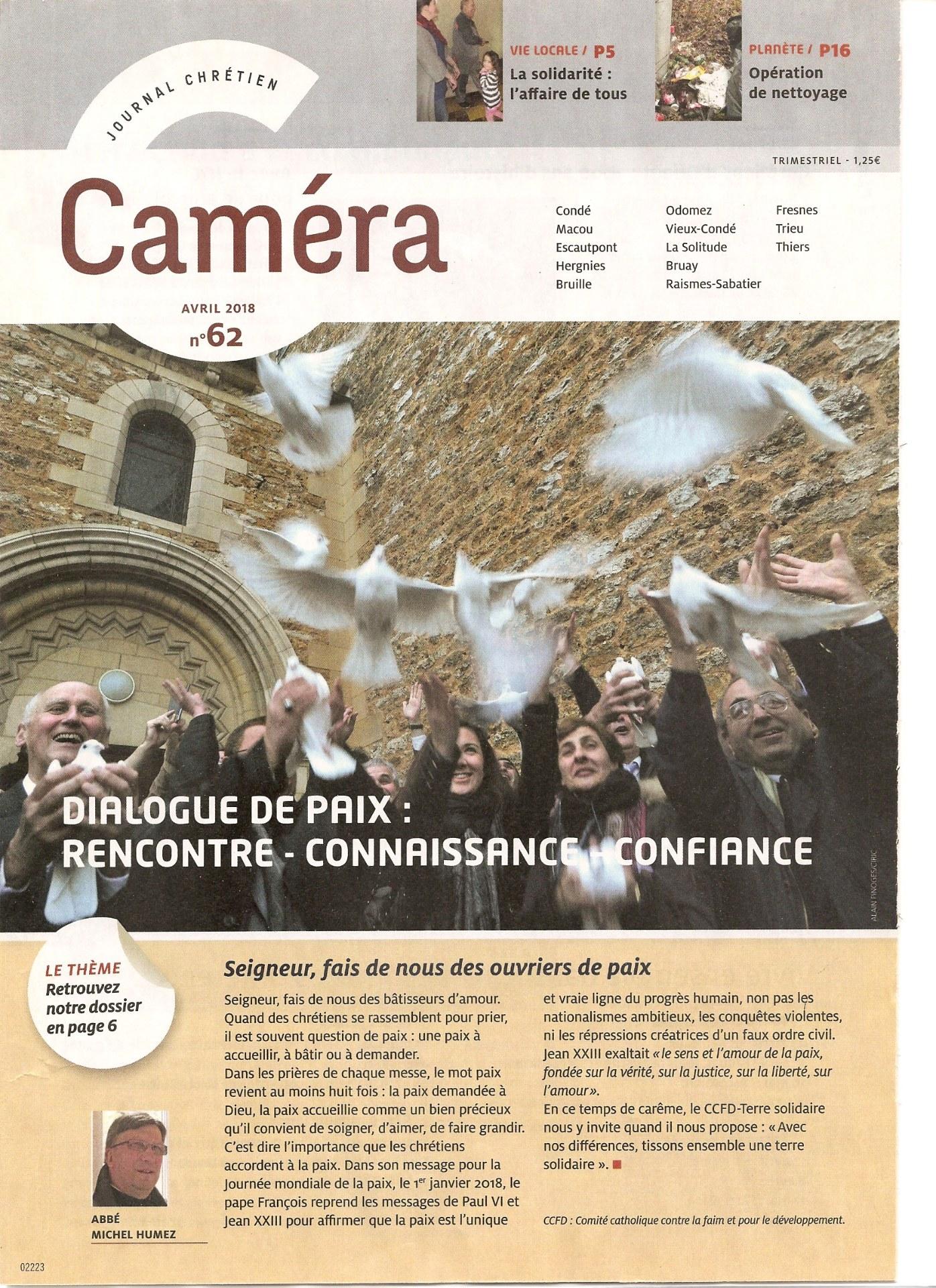 Une Caméra N°62 St François-St Jacques