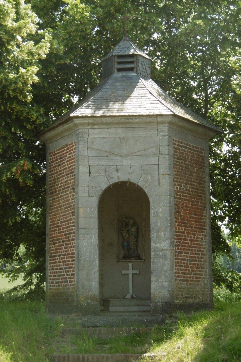 Une chapelle croisée pendant la balade...