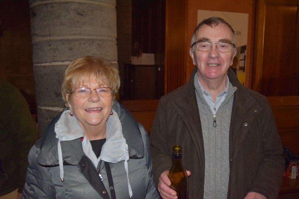 Brigitte et Jean-Luc, nos préposés à la convivialité