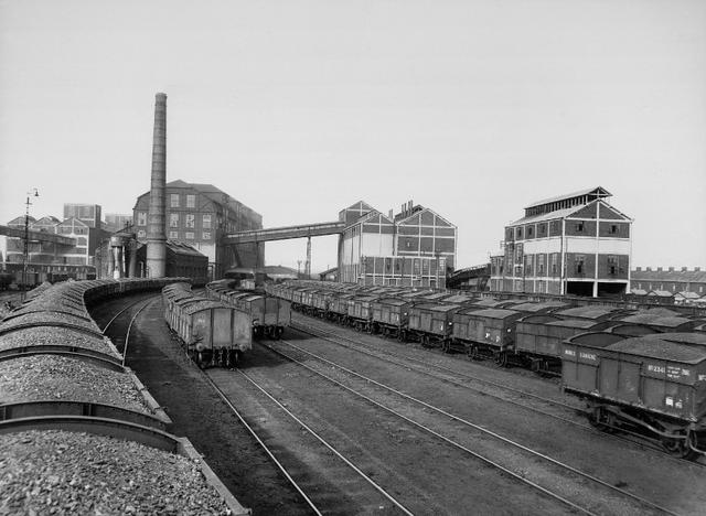 Usine agglomeation Somain 1920