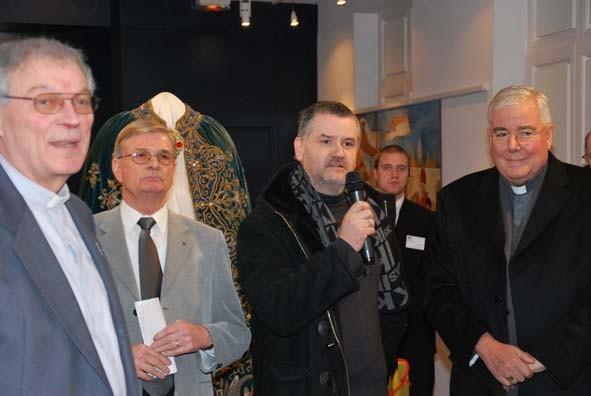 Monsieur Roussiès fait les éloges sur l'organisation de cette exceptionnelle journée