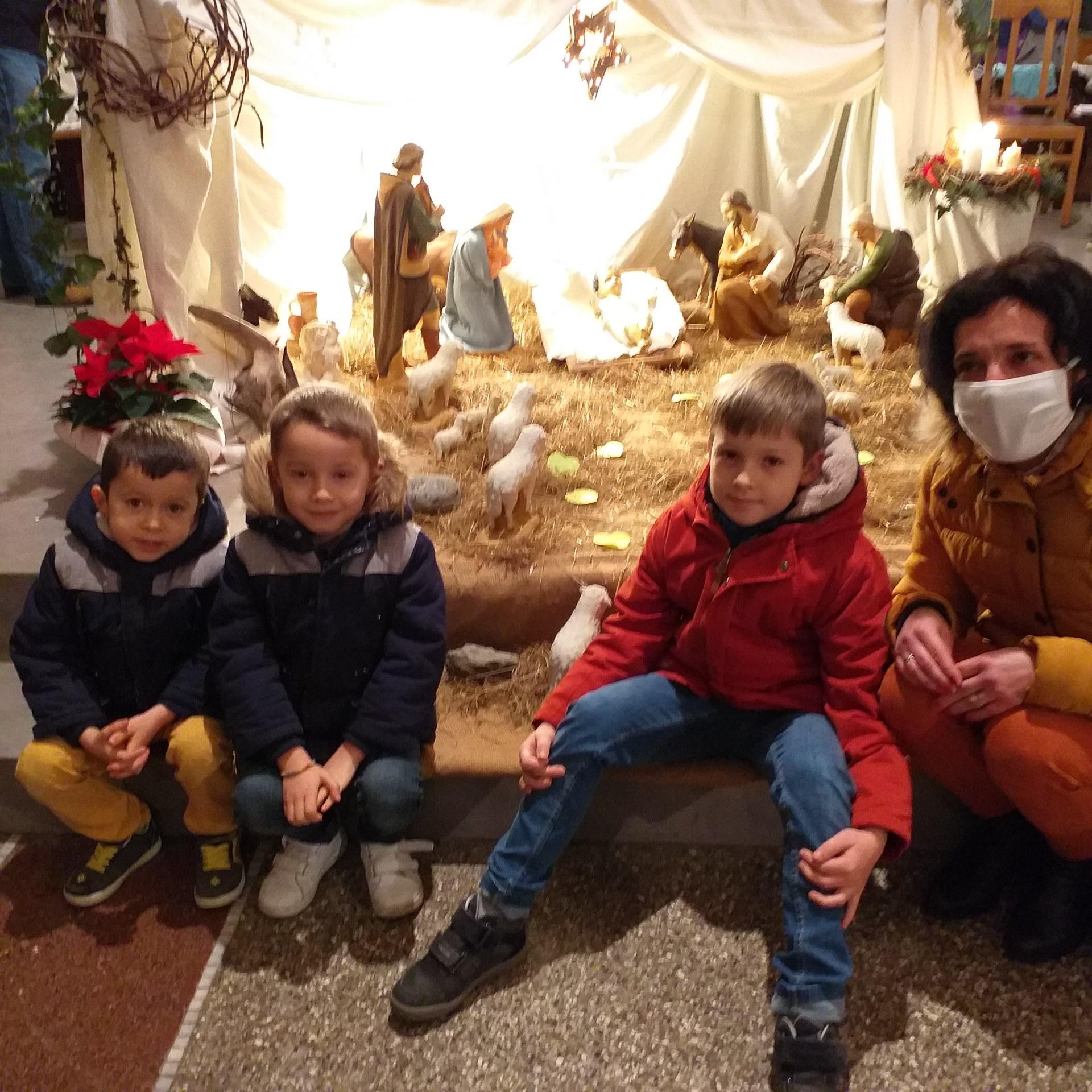 Veillée de Noël à Bousies 10