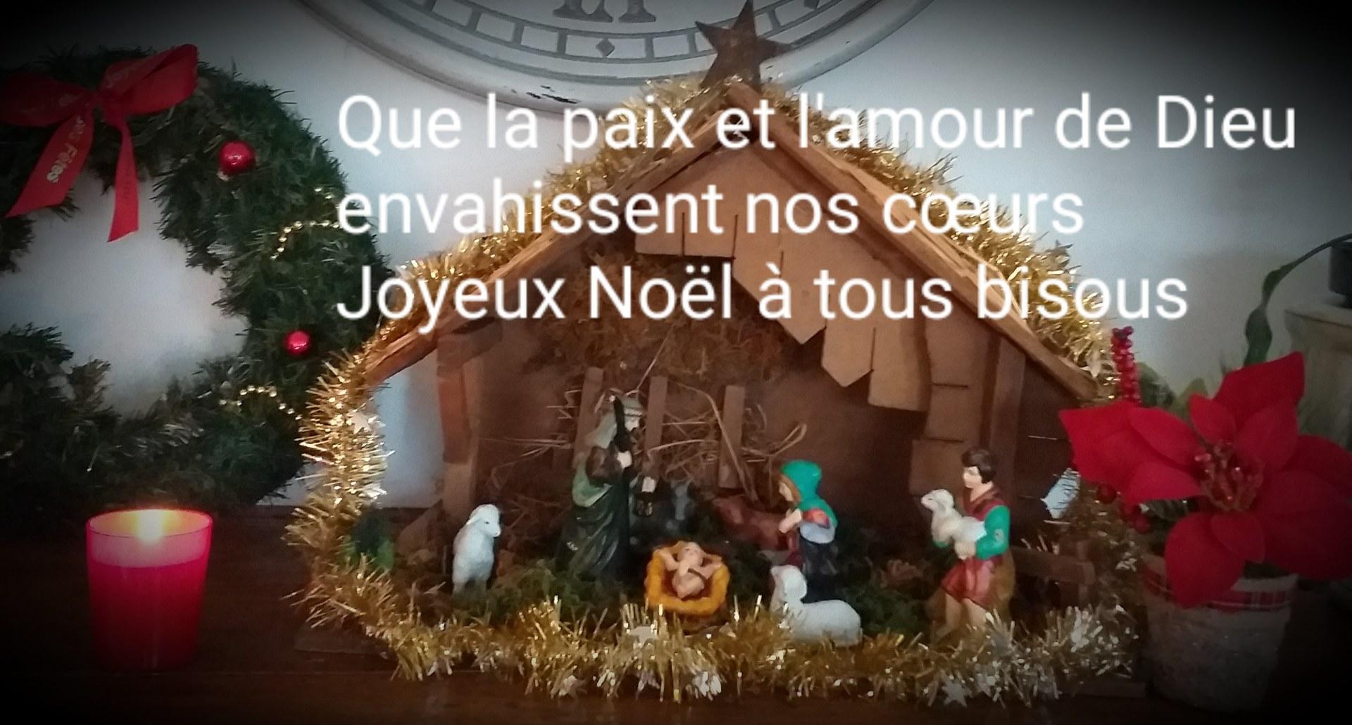 Veillée de Noël à Bousies 2