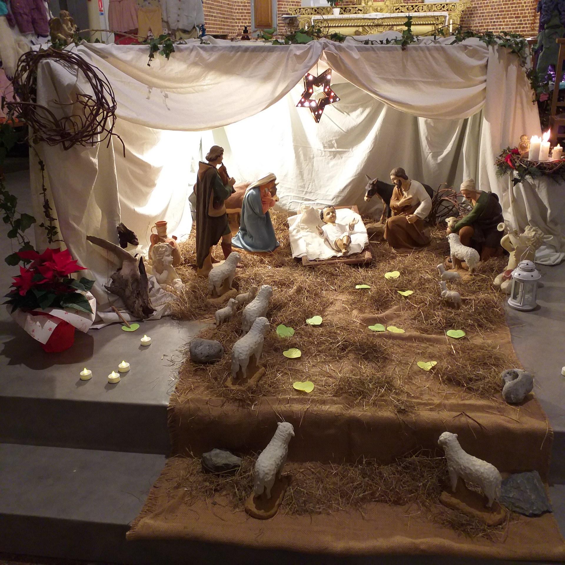 Veillée de Noël à Bousies 9