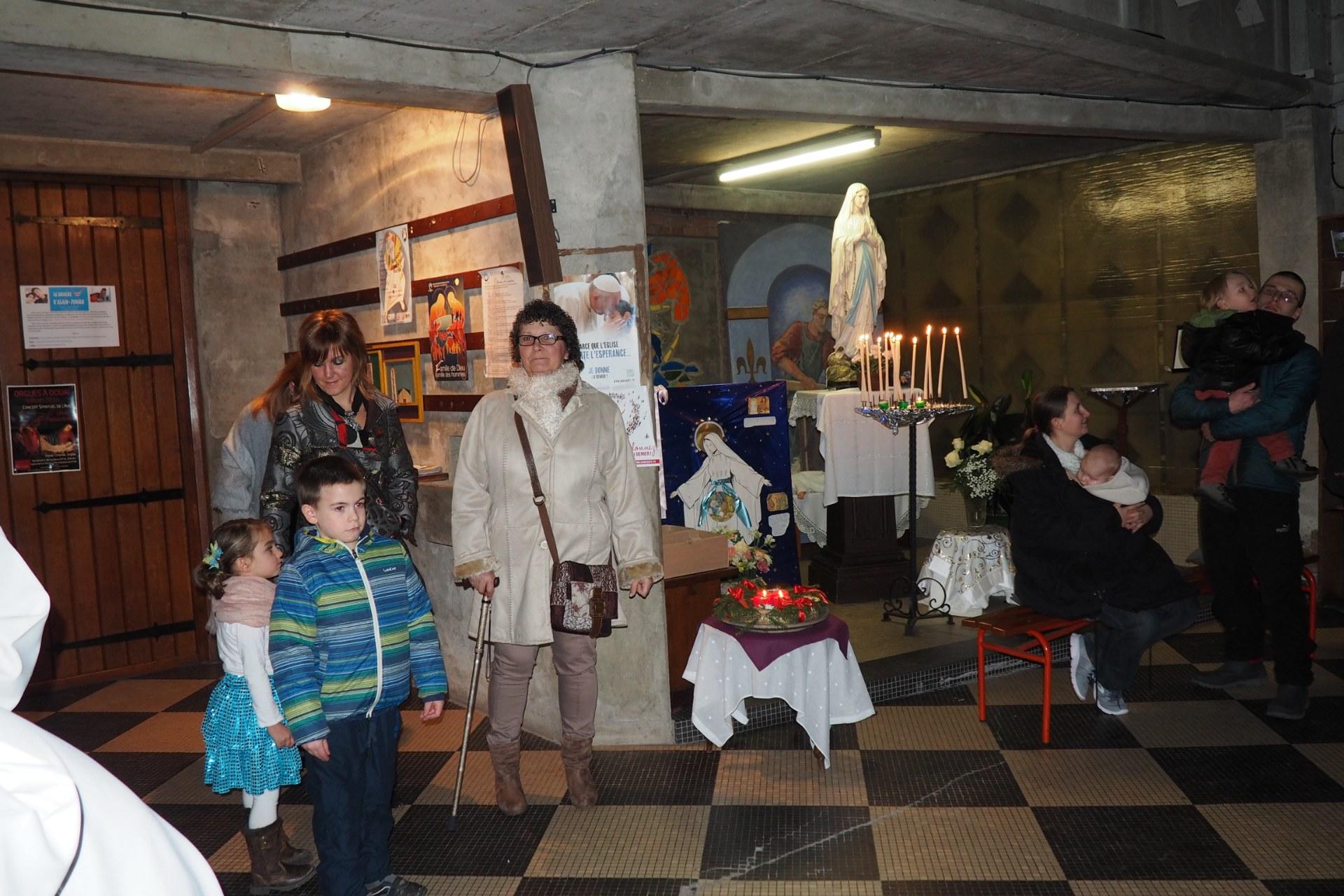Veillée de Noël à Lambres 10