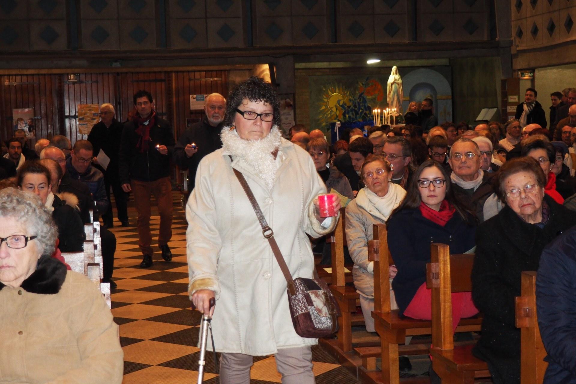 Veillée de Noël à Lambres 15