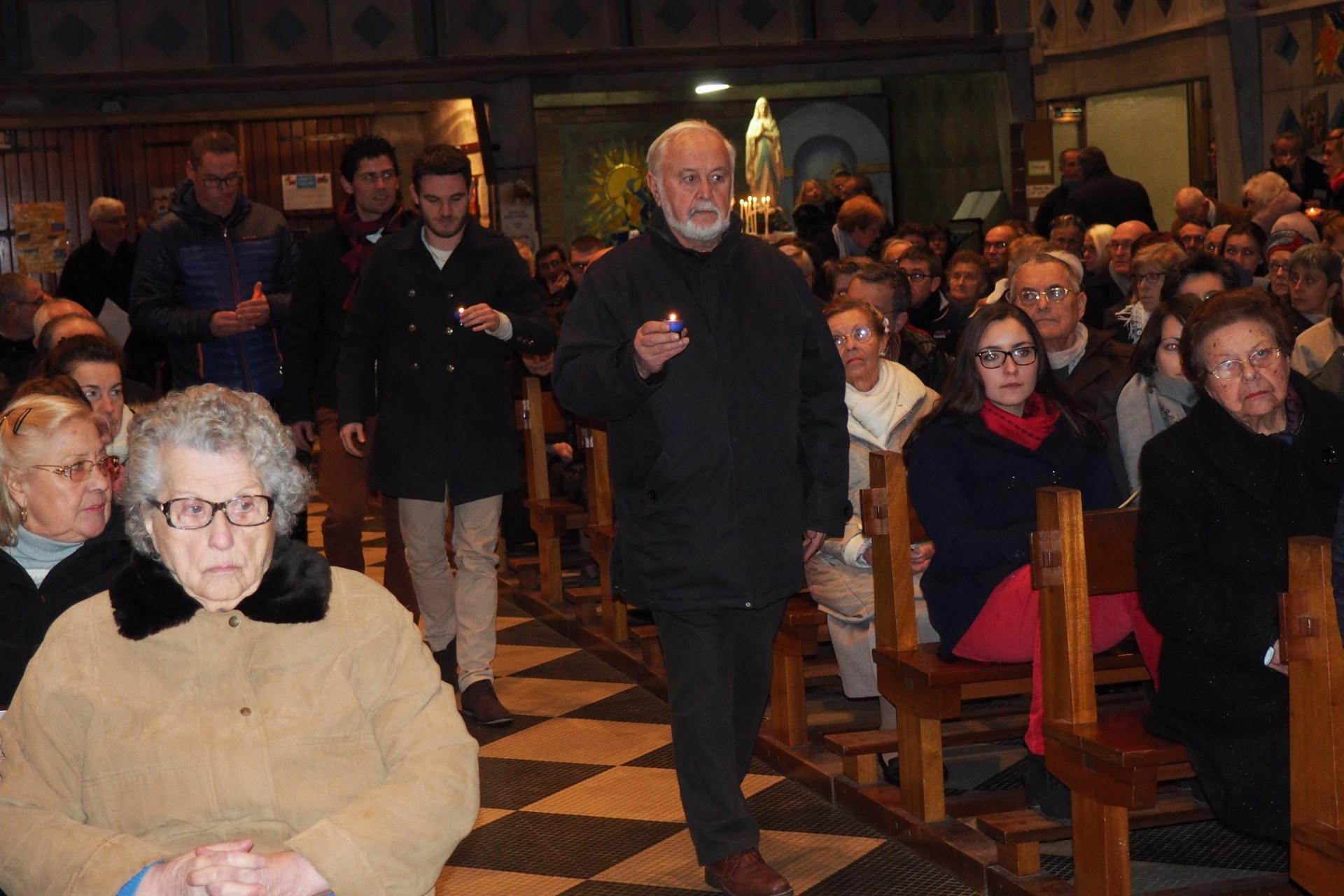 Veillée de Noël à Lambres 16