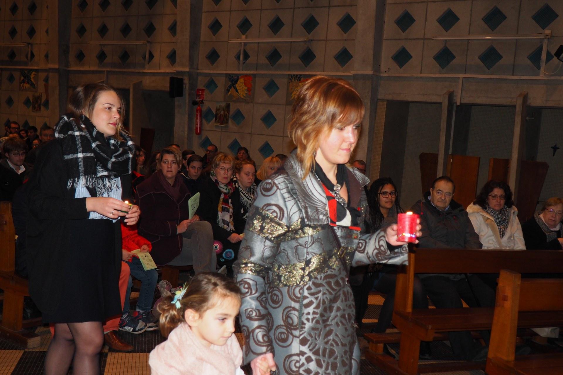 Veillée de Noël à Lambres 20