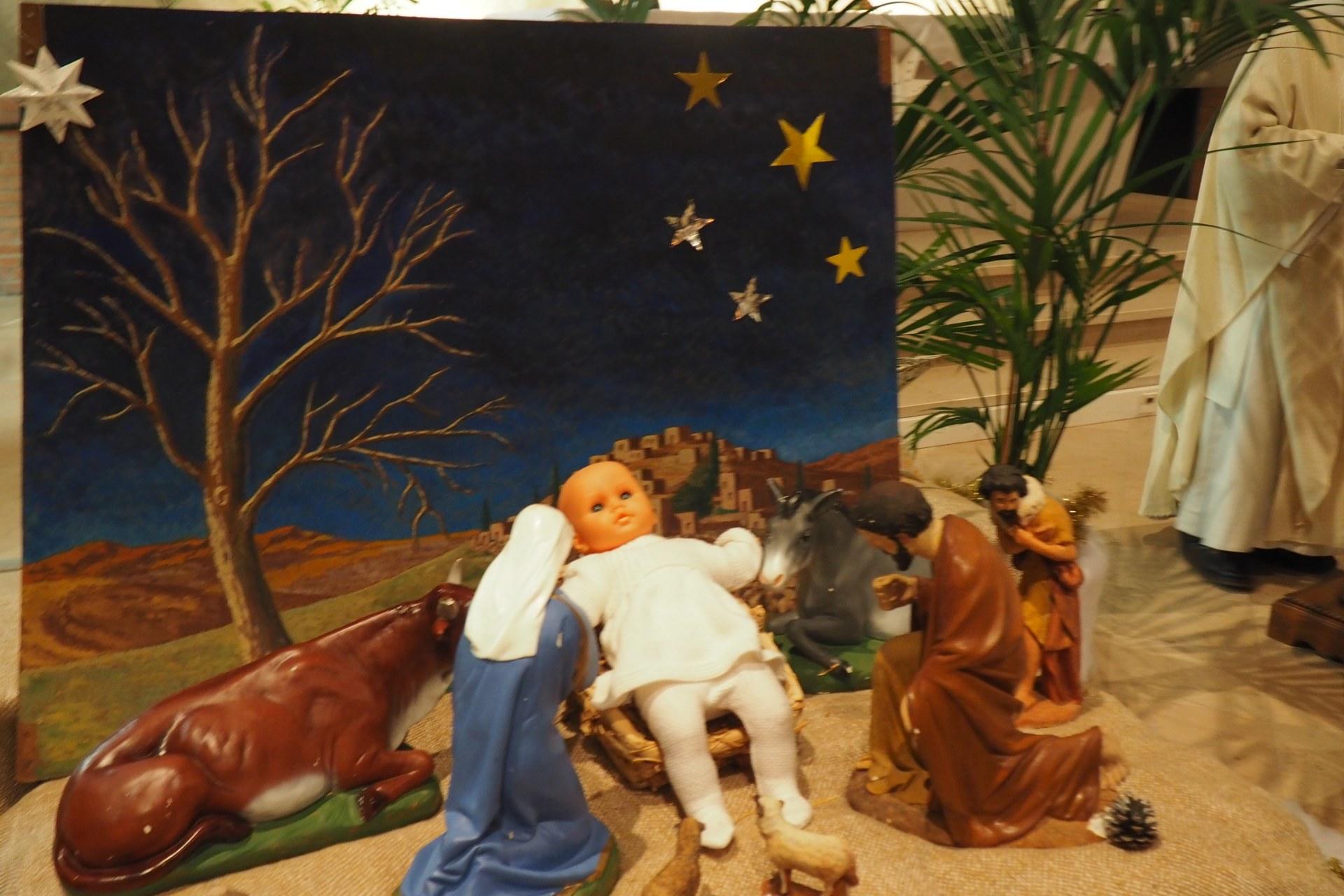 Veillée de Noël à Lambres 28
