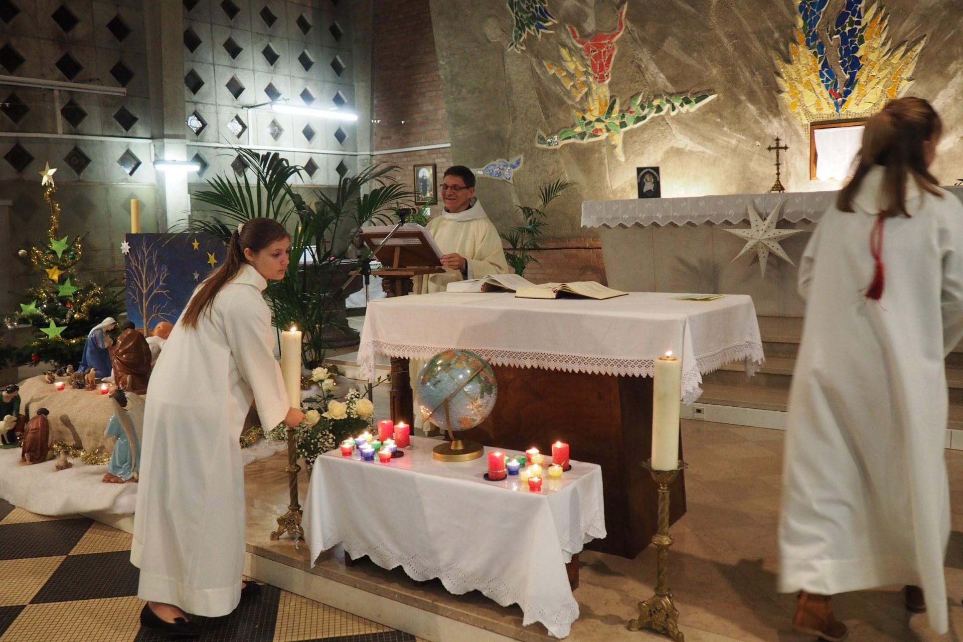 Veillée de Noël à Lambres 31