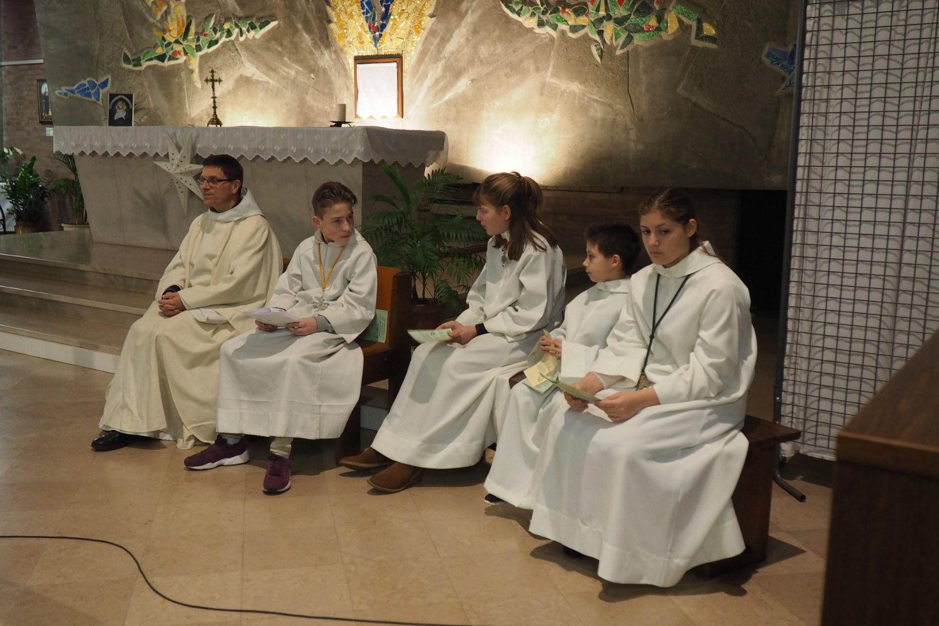 Veillée de Noël à Lambres 33