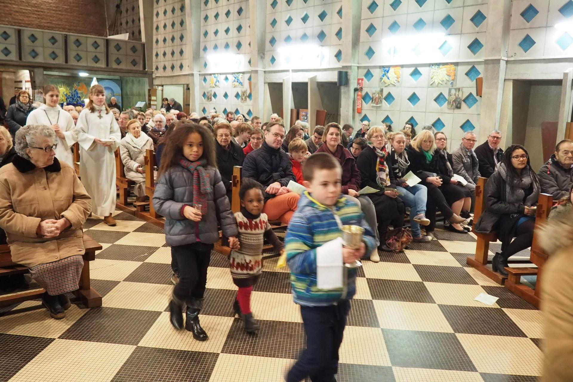 Veillée de Noël à Lambres 47