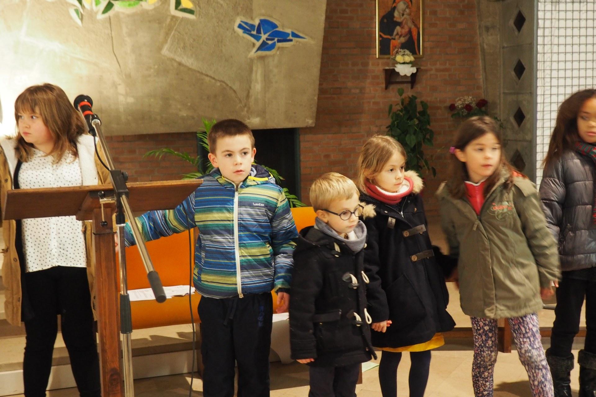 Veillée de Noël à Lambres 52