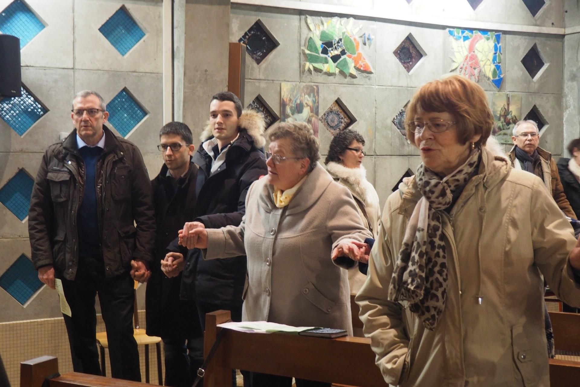 Veillée de Noël à Lambres 55