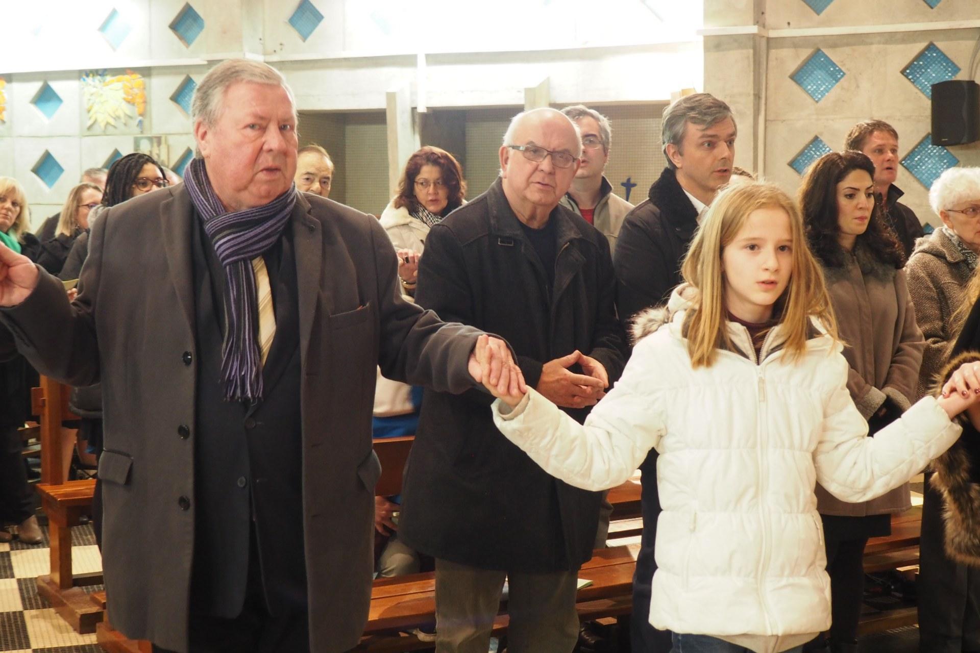 Veillée de Noël à Lambres 58