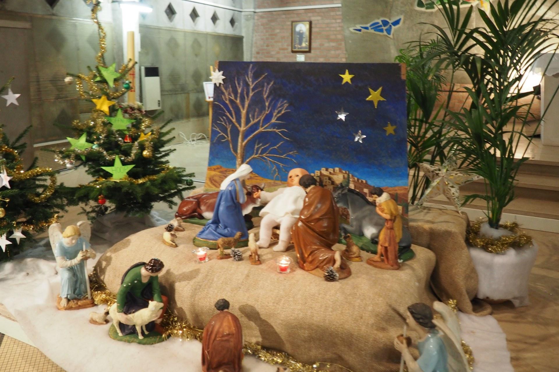 Veillée de Noël à Lambres 61
