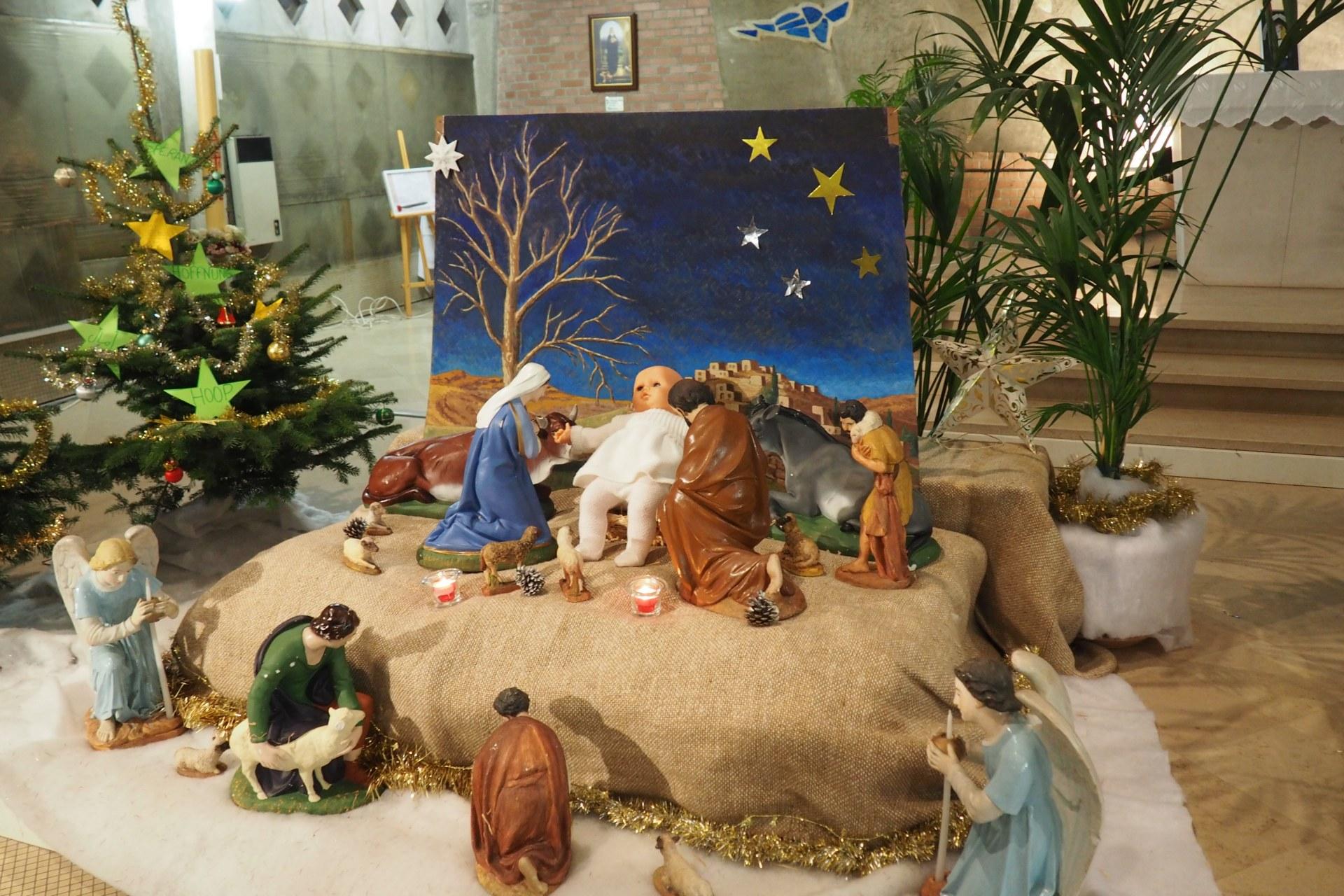 Veillée de Noël à Lambres 62