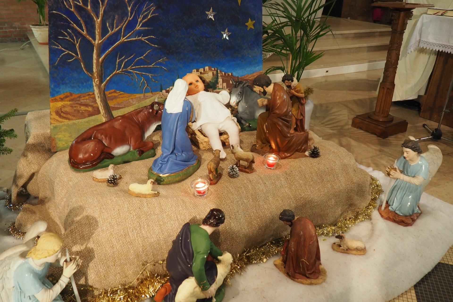 Veillée de Noël à Lambres 63
