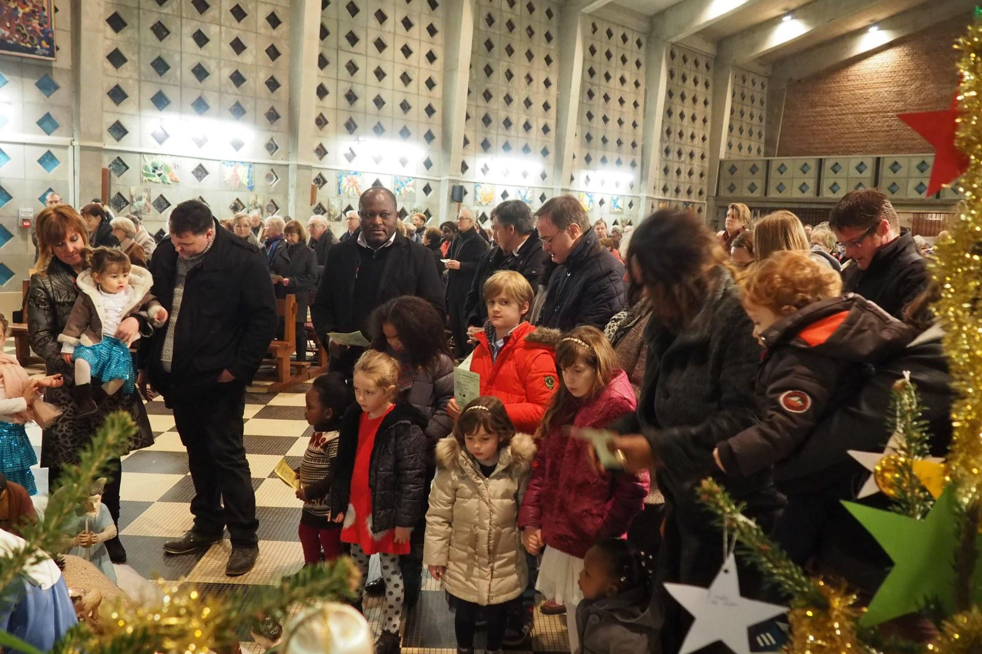 Veillée de Noël à Lambres 71