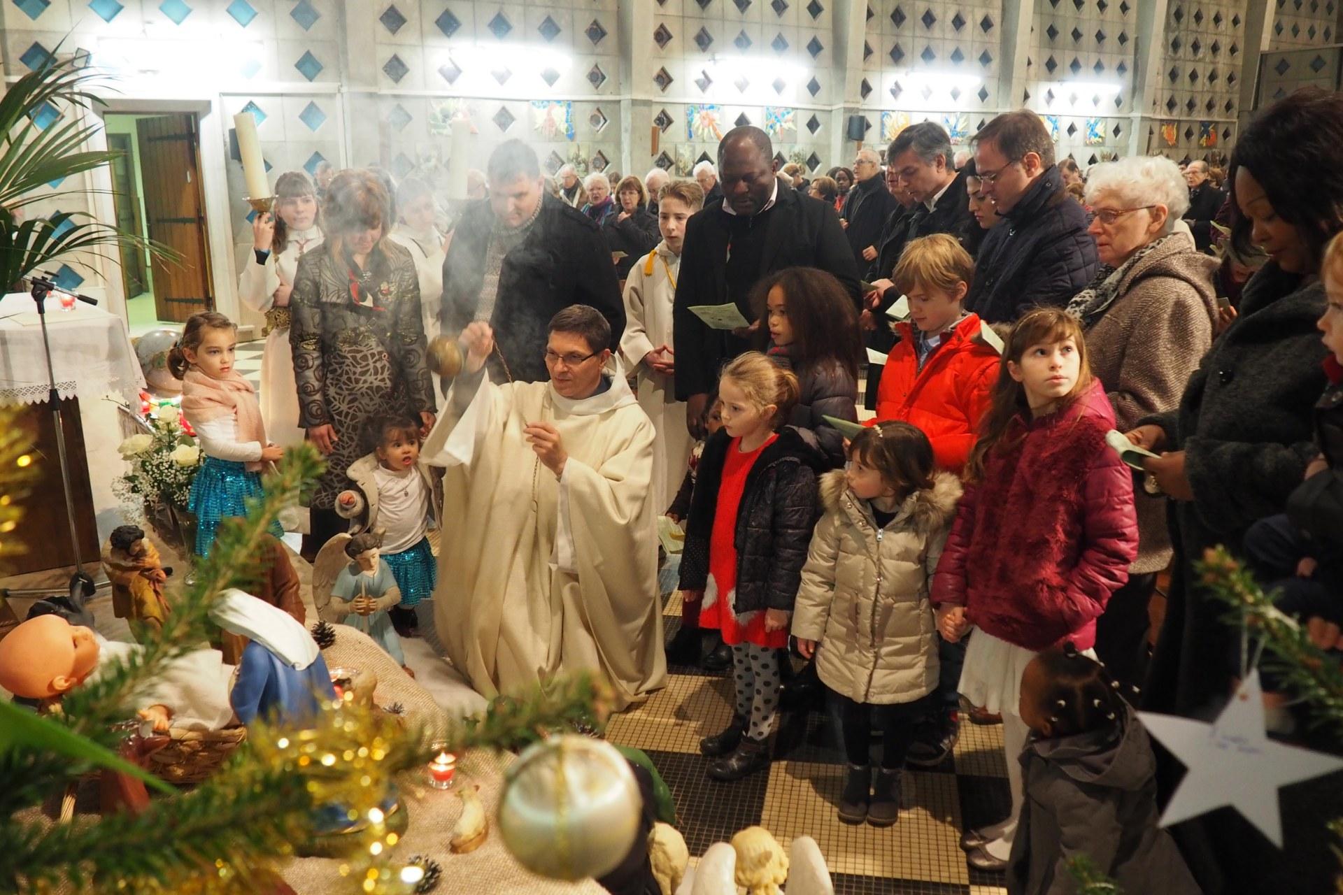Veillée de Noël à Lambres 72