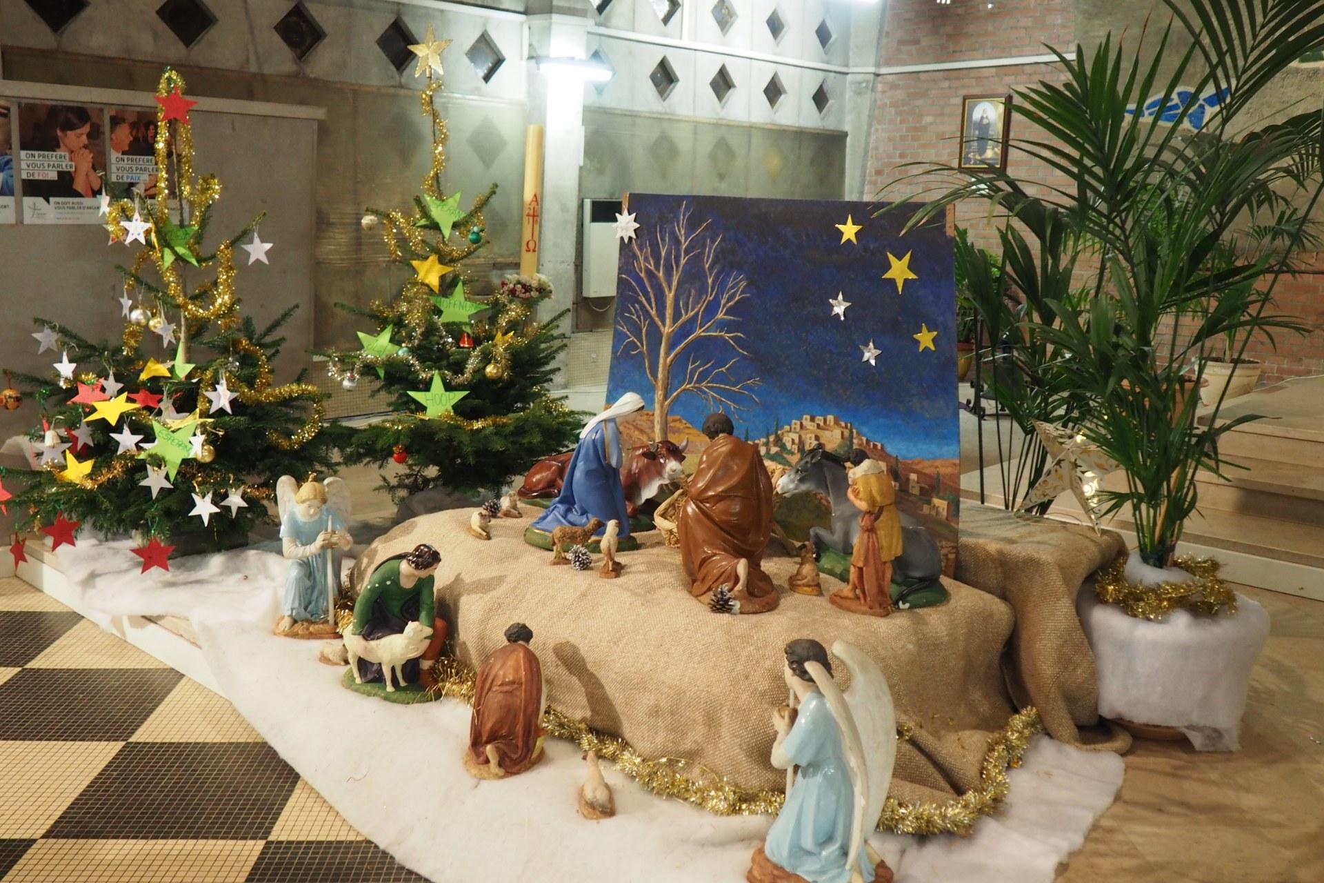 Veillée de Noël à Lambres 3