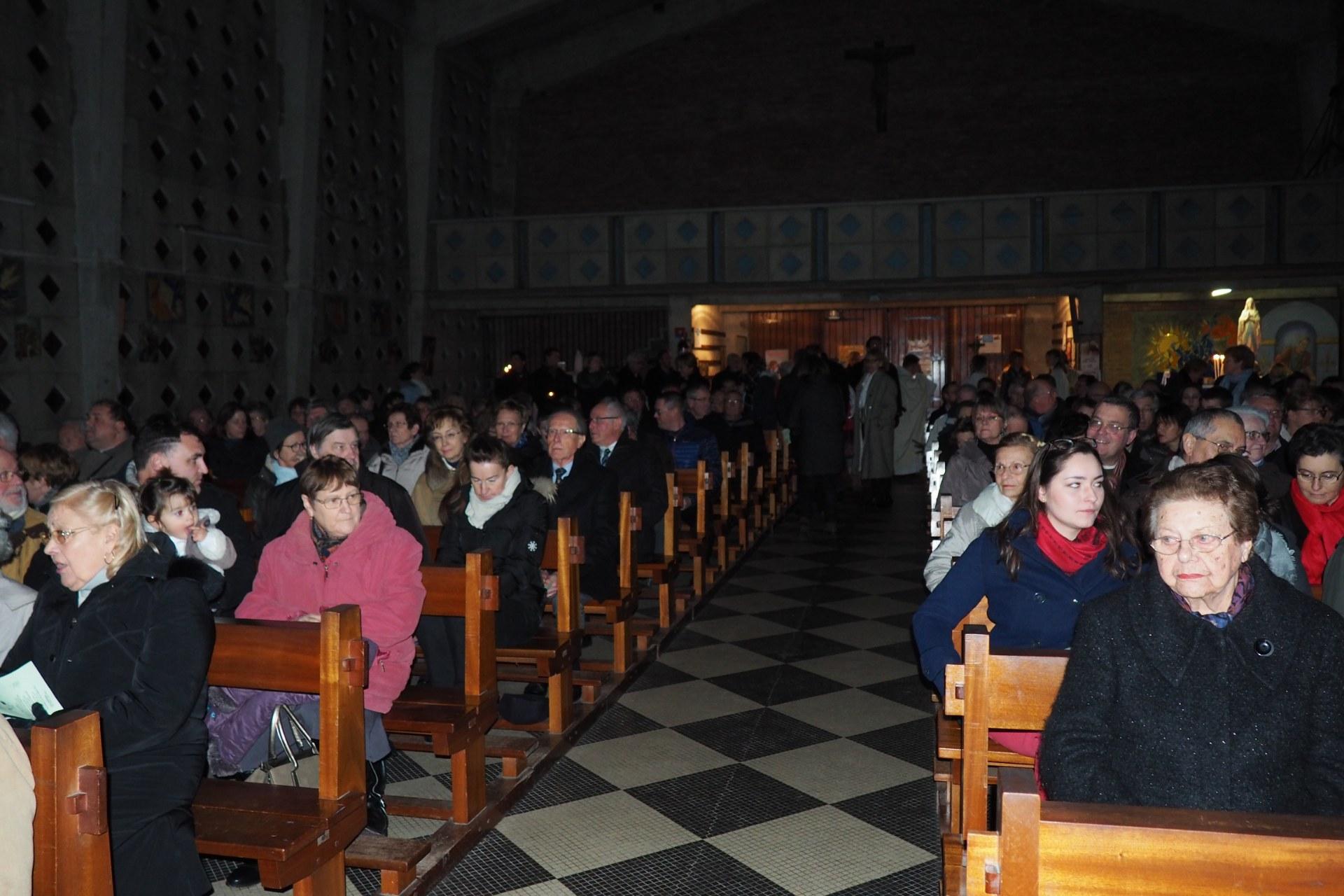 Veillée de Noël à Lambres 6