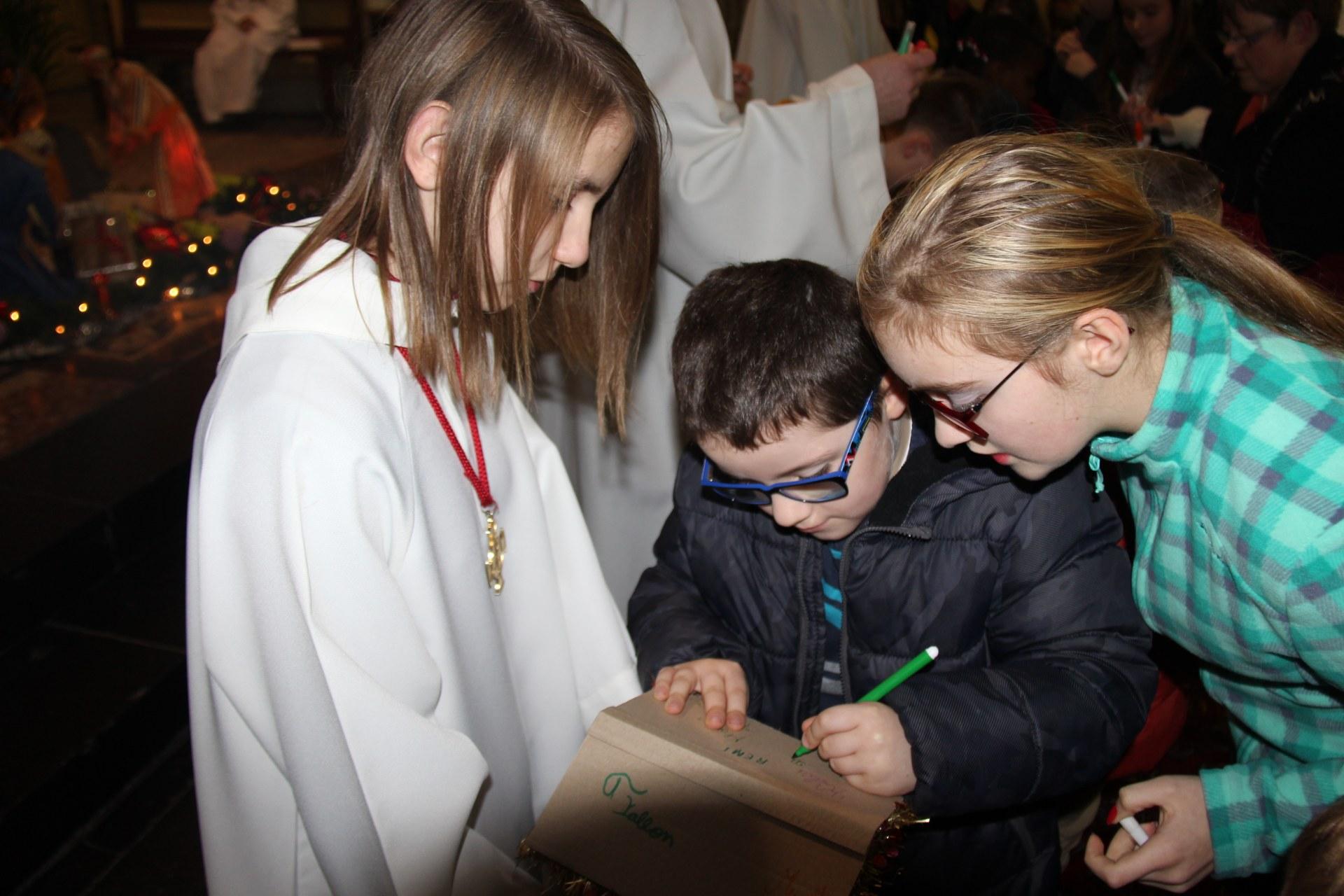 Veillée de Noël St Martin 31