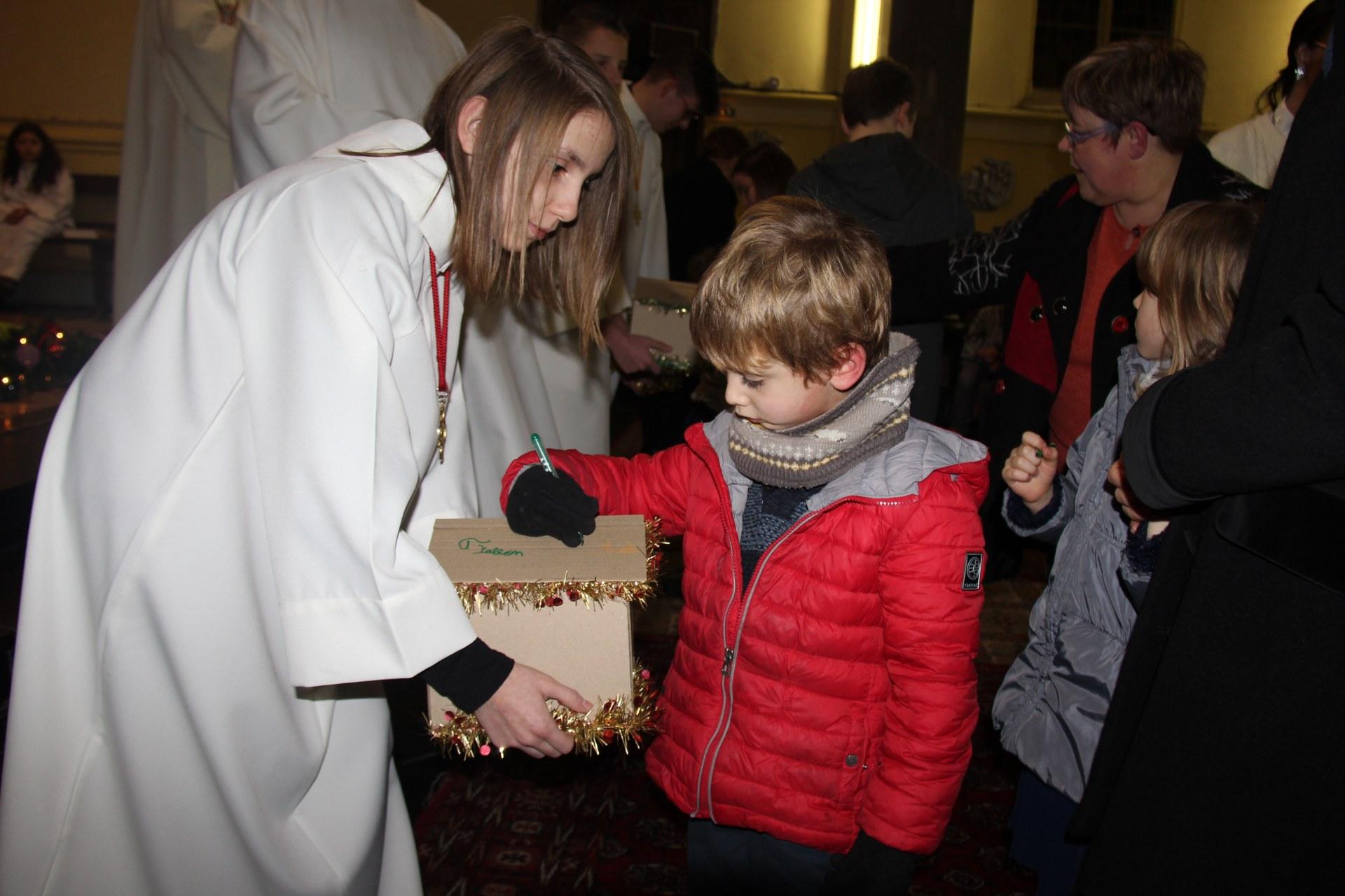 Veillée de Noël St Martin 34
