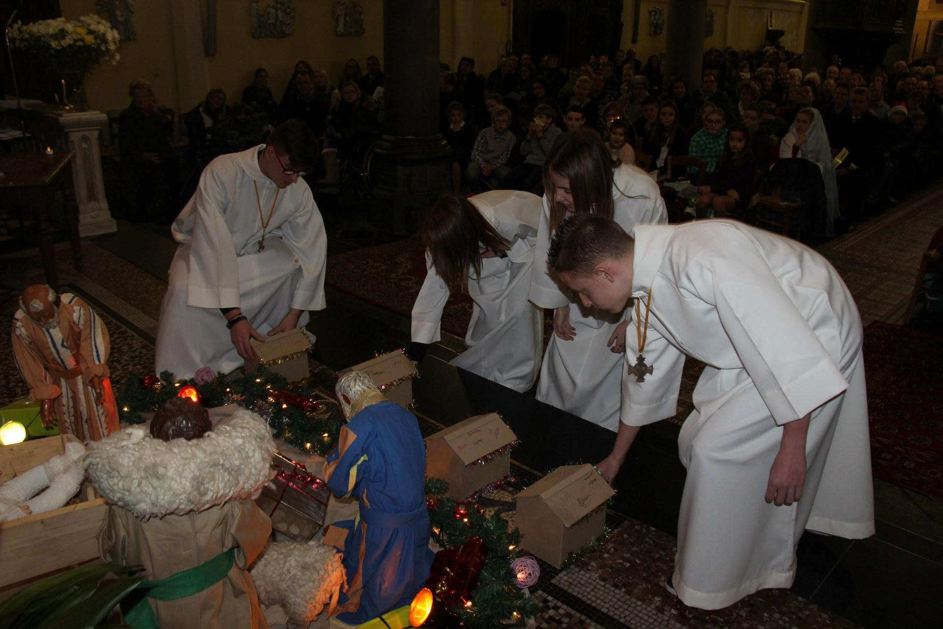 Veillée de Noël St Martin 35