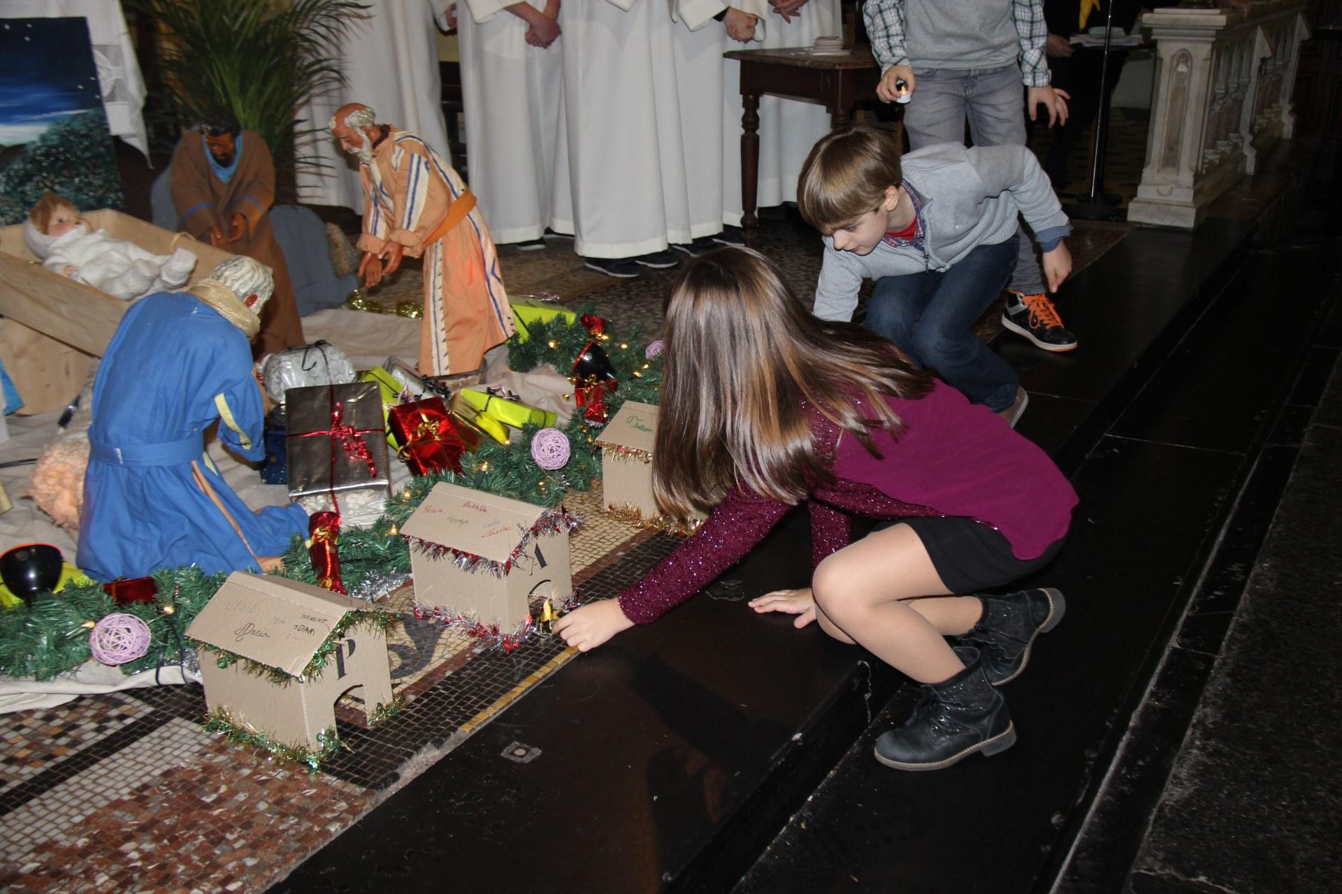 Veillée de Noël St Martin 37