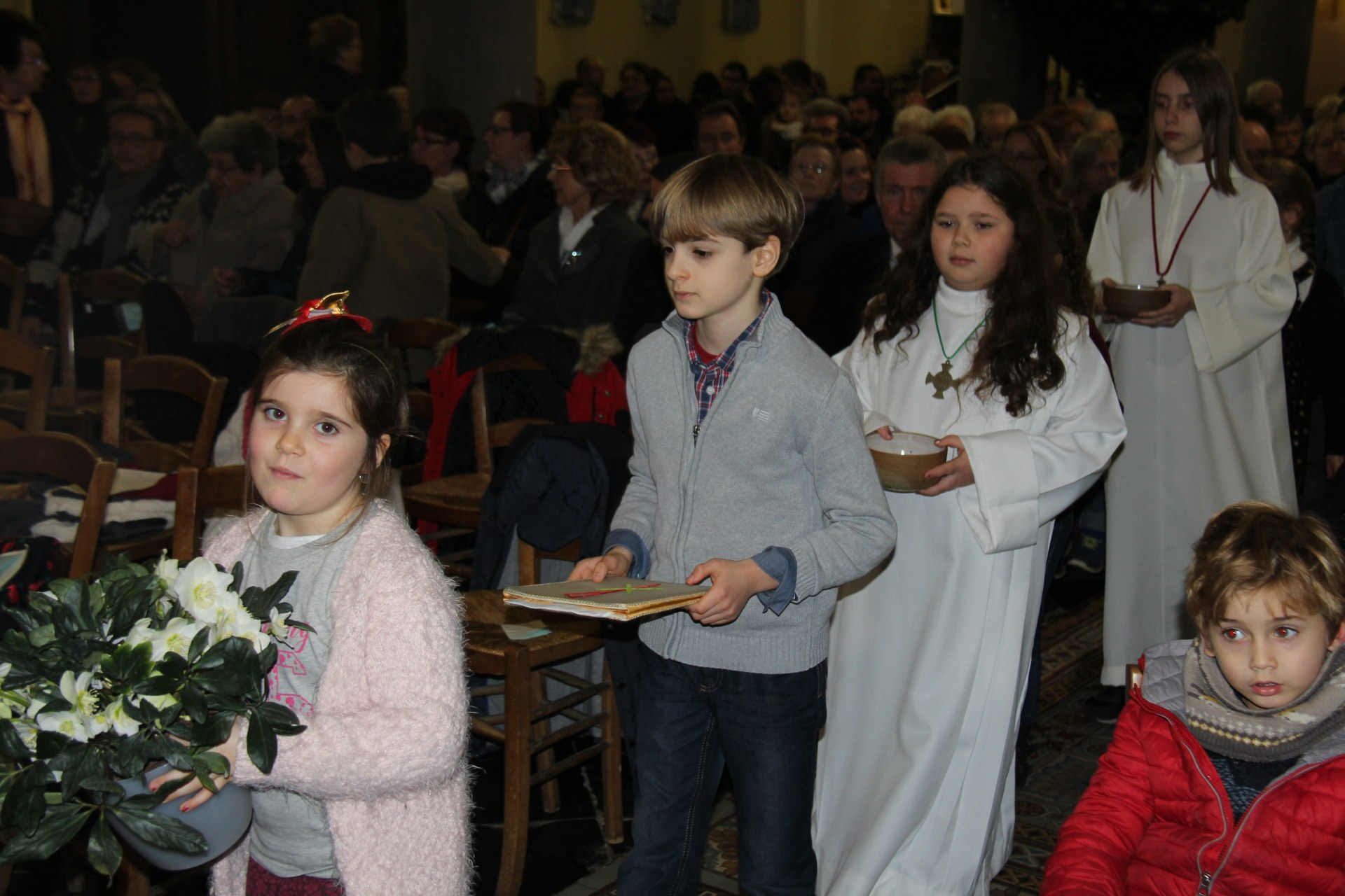 Veillée de Noël St Martin 40