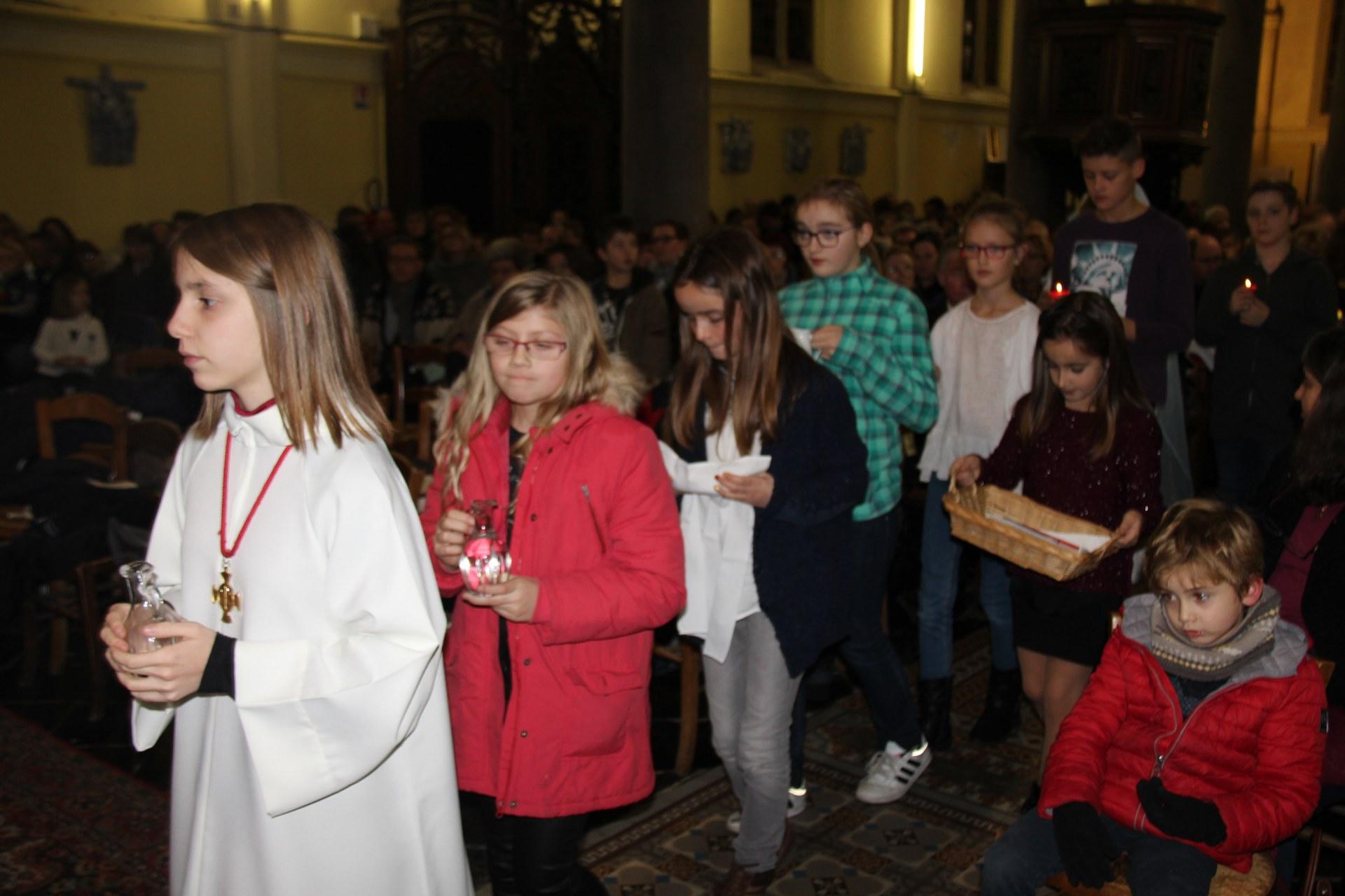 Veillée de Noël St Martin 43