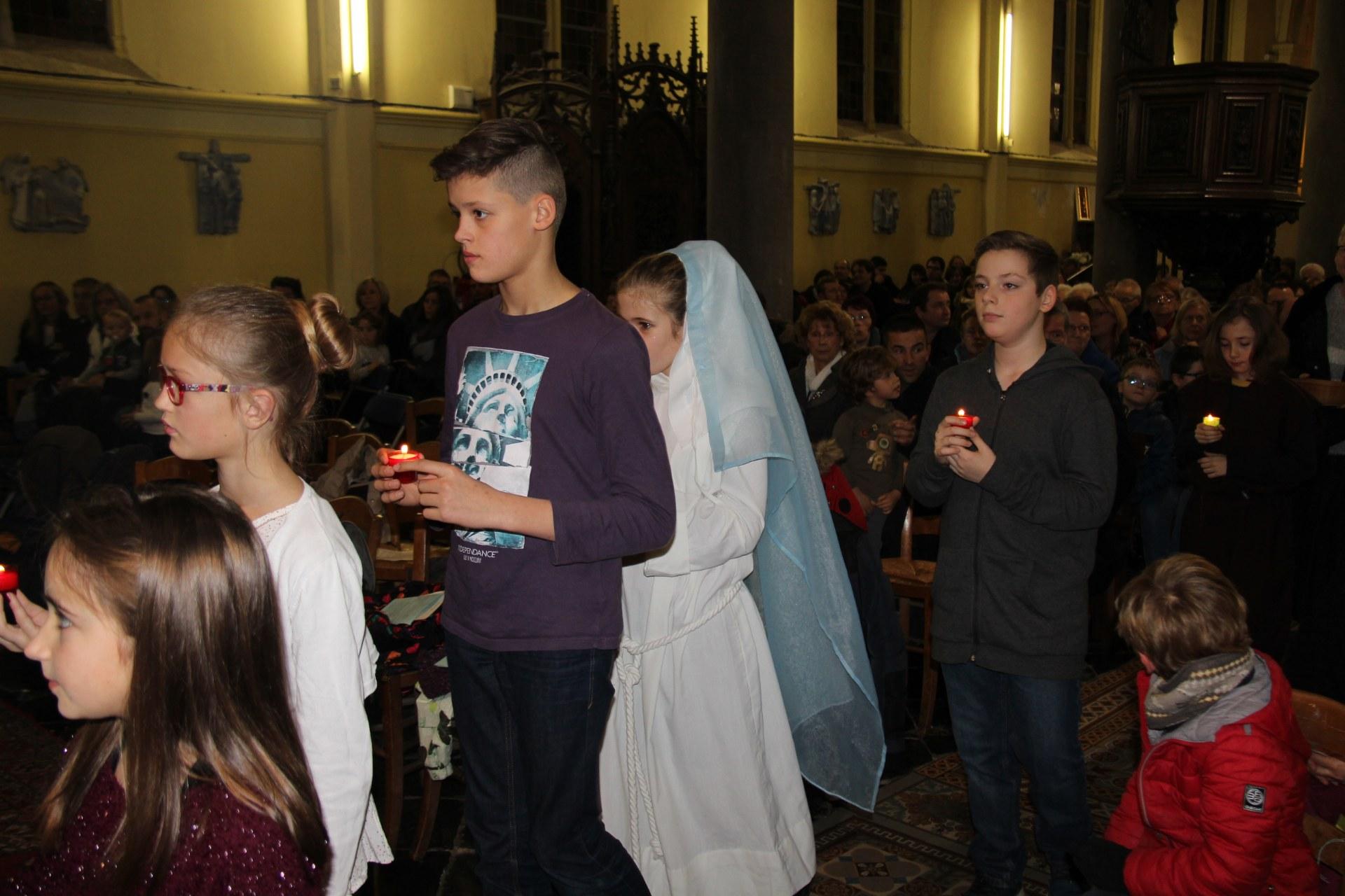 Veillée de Noël St Martin 44