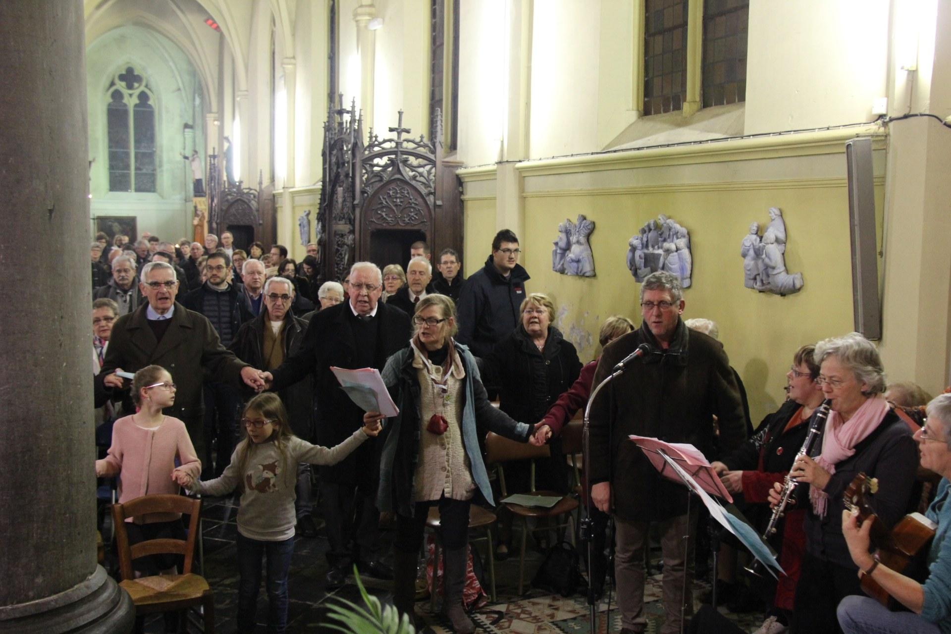 Veillée de Noël St Martin 51