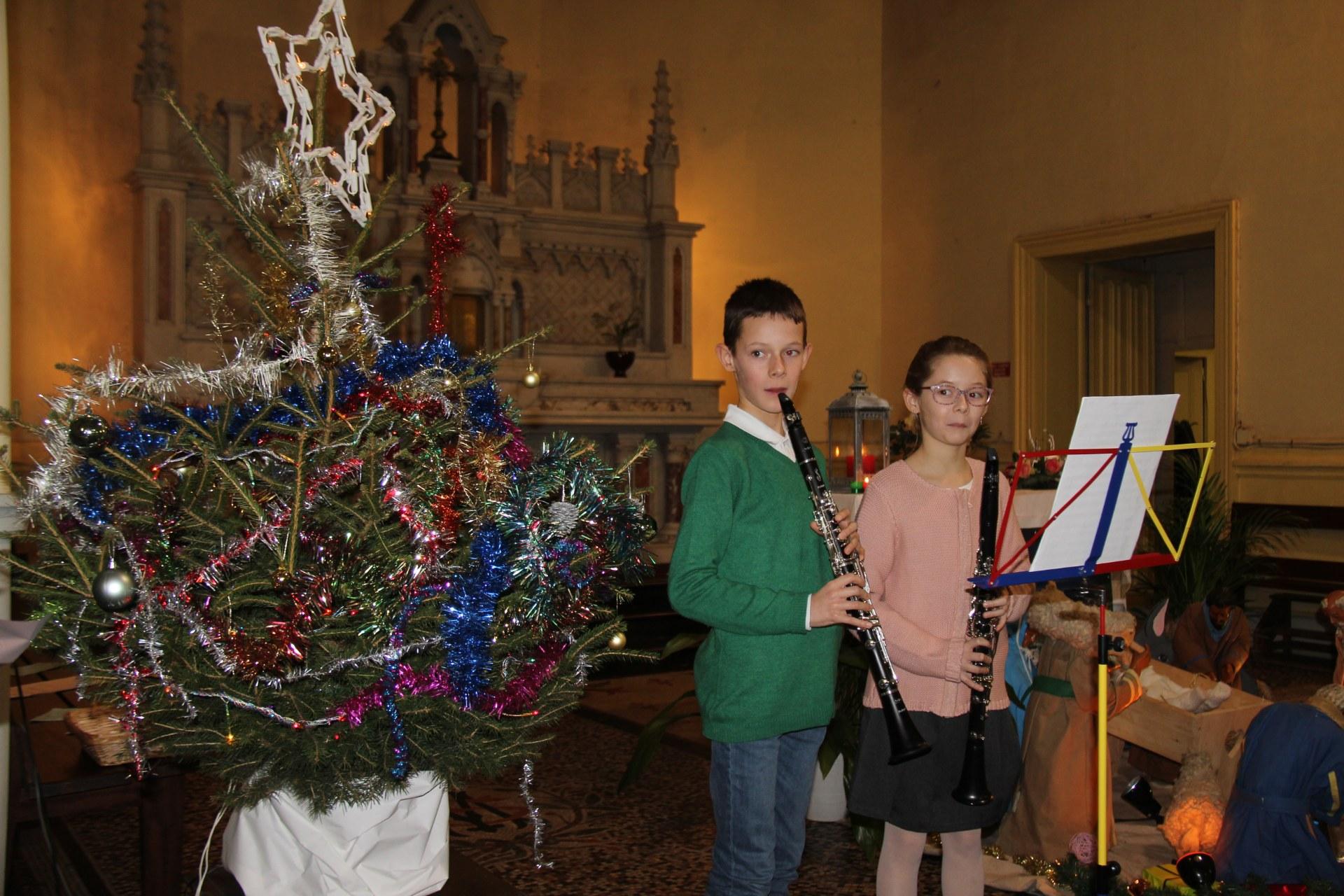 Veillée de Noël St Martin 55