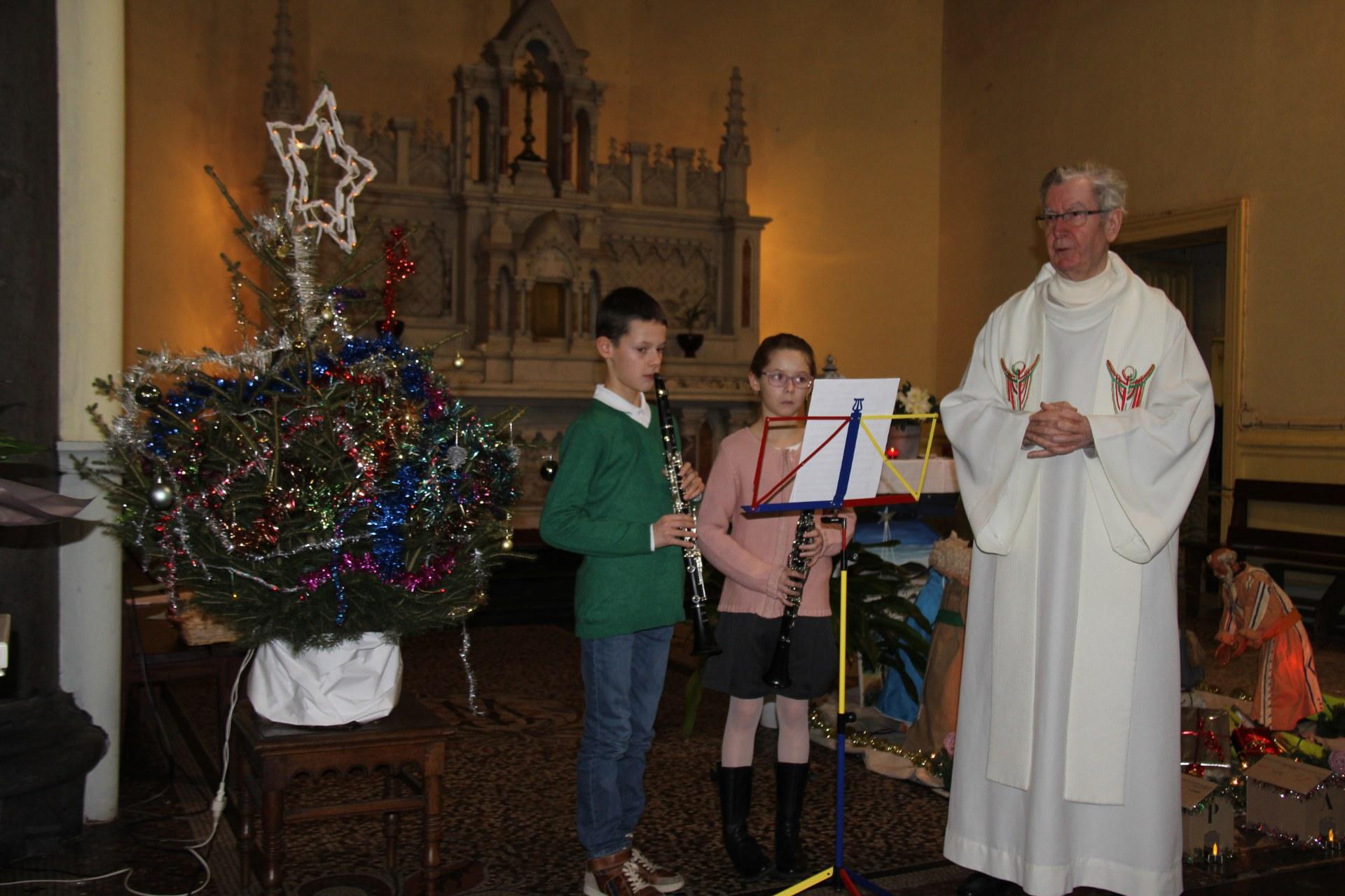 Veillée de Noël St Martin 56