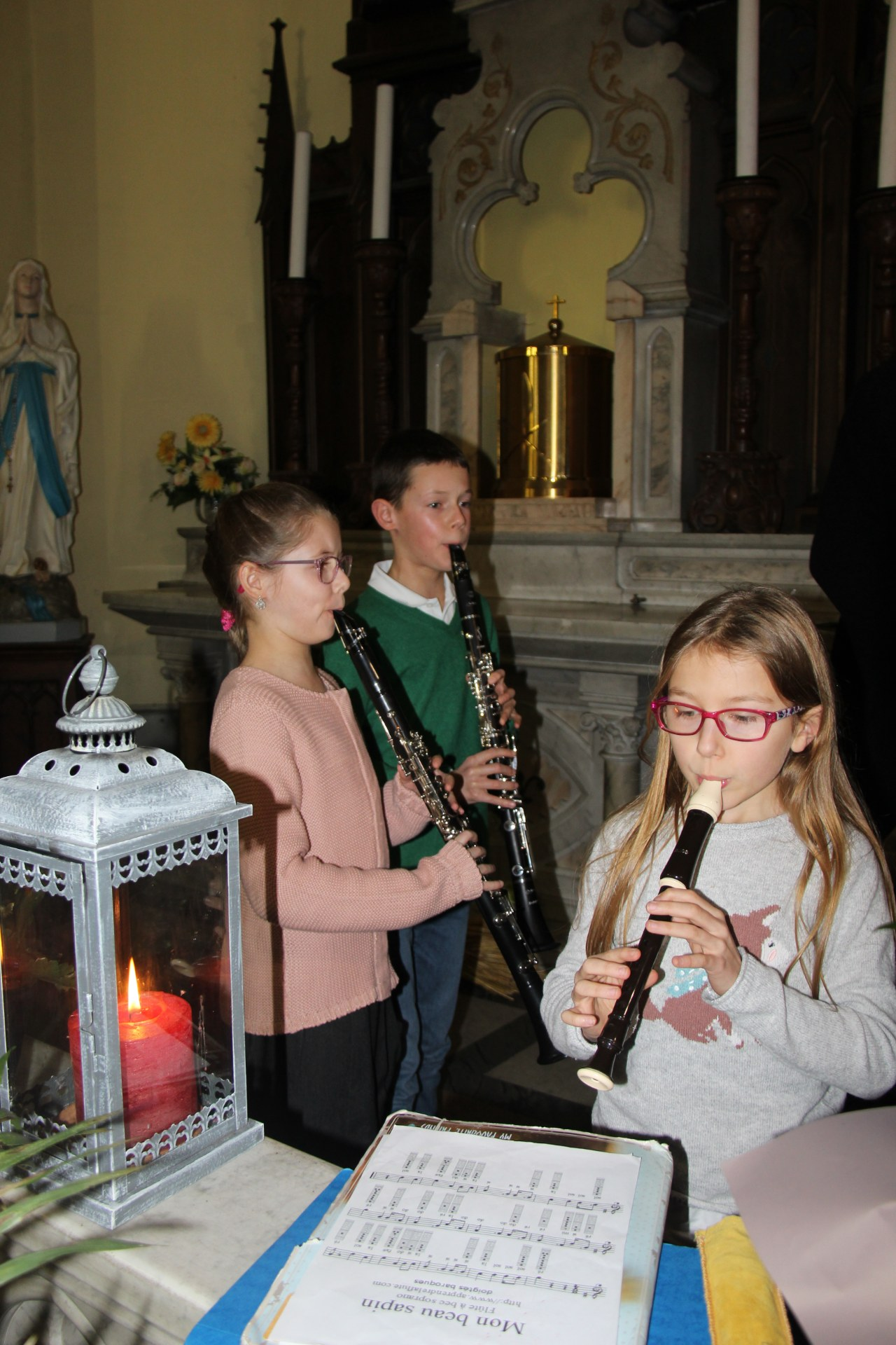 Veillée de Noël St Martin 7