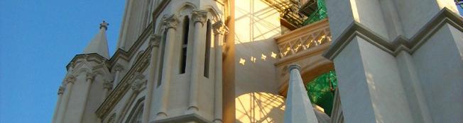 Veillée tour jeunes - basilique Saint Cordon