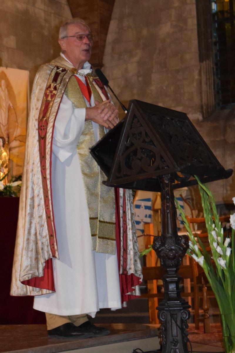 Monseigneur Denis Lecompte