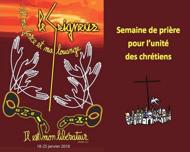 Semaine Unité Chrétienne 2018