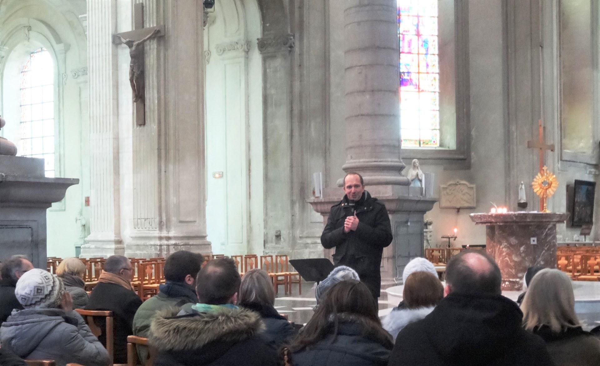 2-Vincent explique comment évangéliser