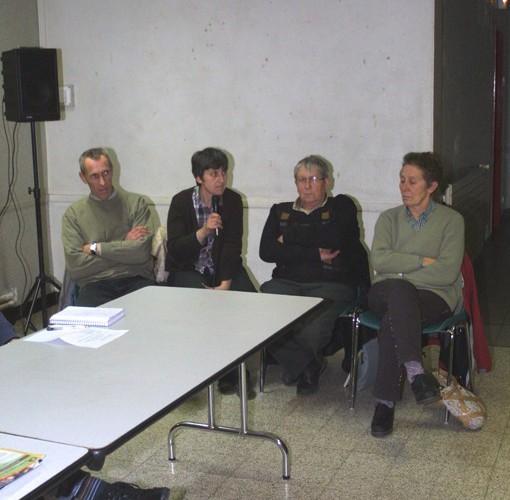 Visite pastorale Fresnes-sur-Escaut 16 nov
