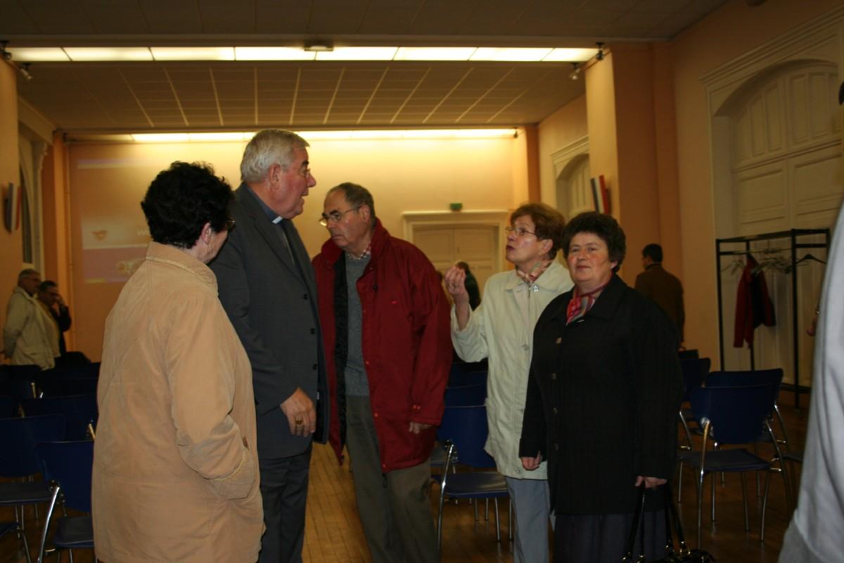Visite pastorale 22 OCTOBRE 014