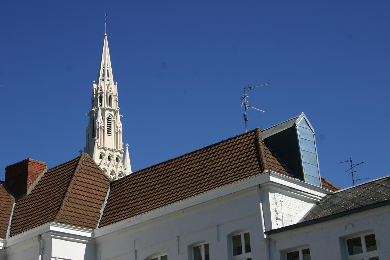vue de la maison Bertholin
